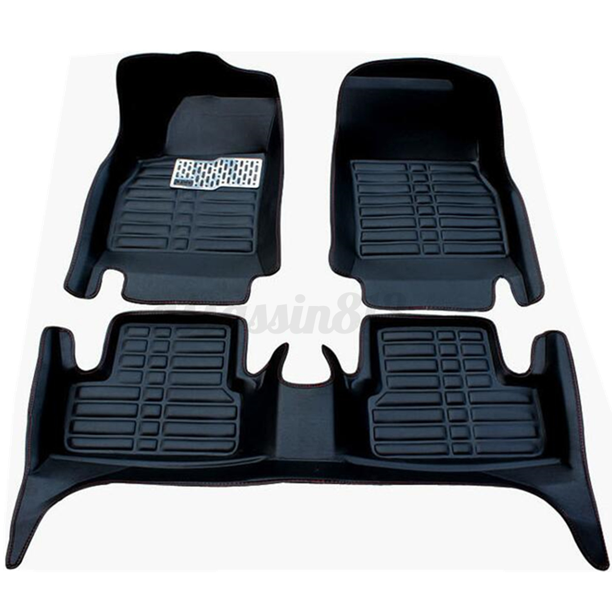 Car Floor Mats Front & Rear Liner For LEXUS ES350 2007