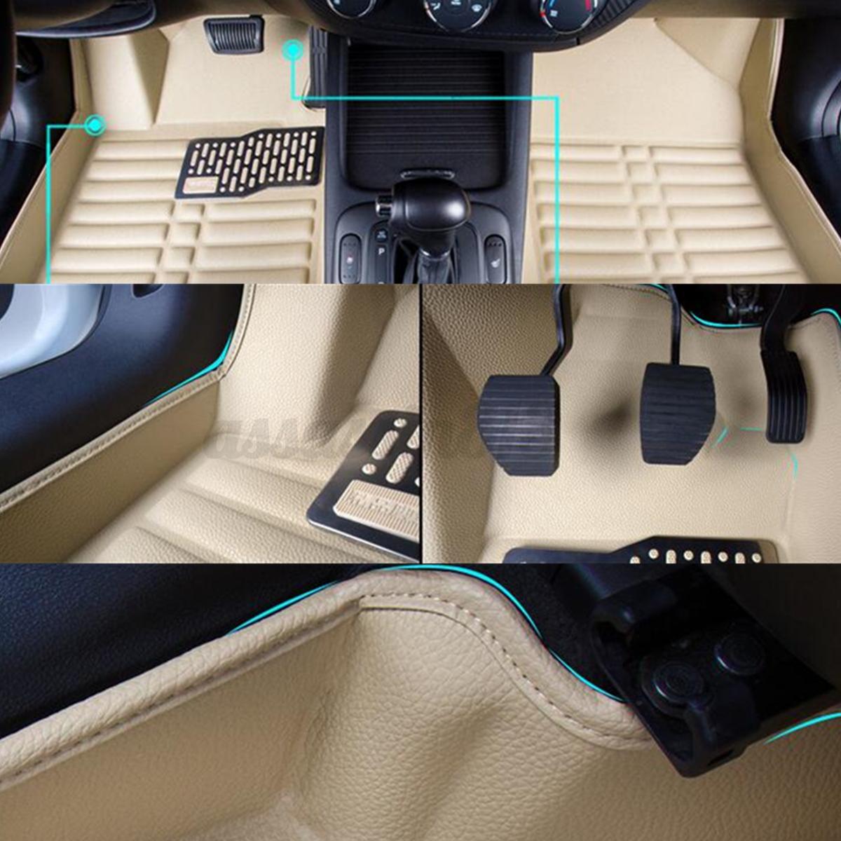 Car Floor Mats Front Amp Rear Liner For Lexus Es350 2007