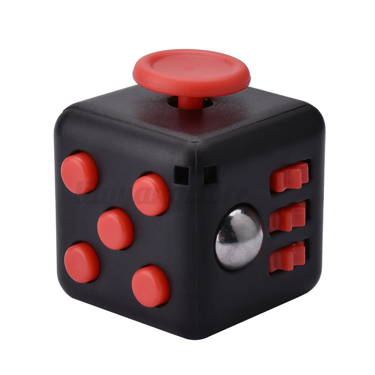 Toys For Adults For Stress : Fidget anxiety stress relief cube focus side toy for