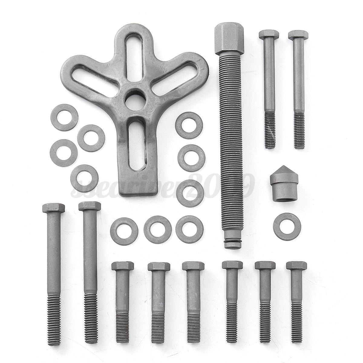 Vp44 Gear Puller Bolt Size : Pcs harmonic balancer puller gear pulley steering