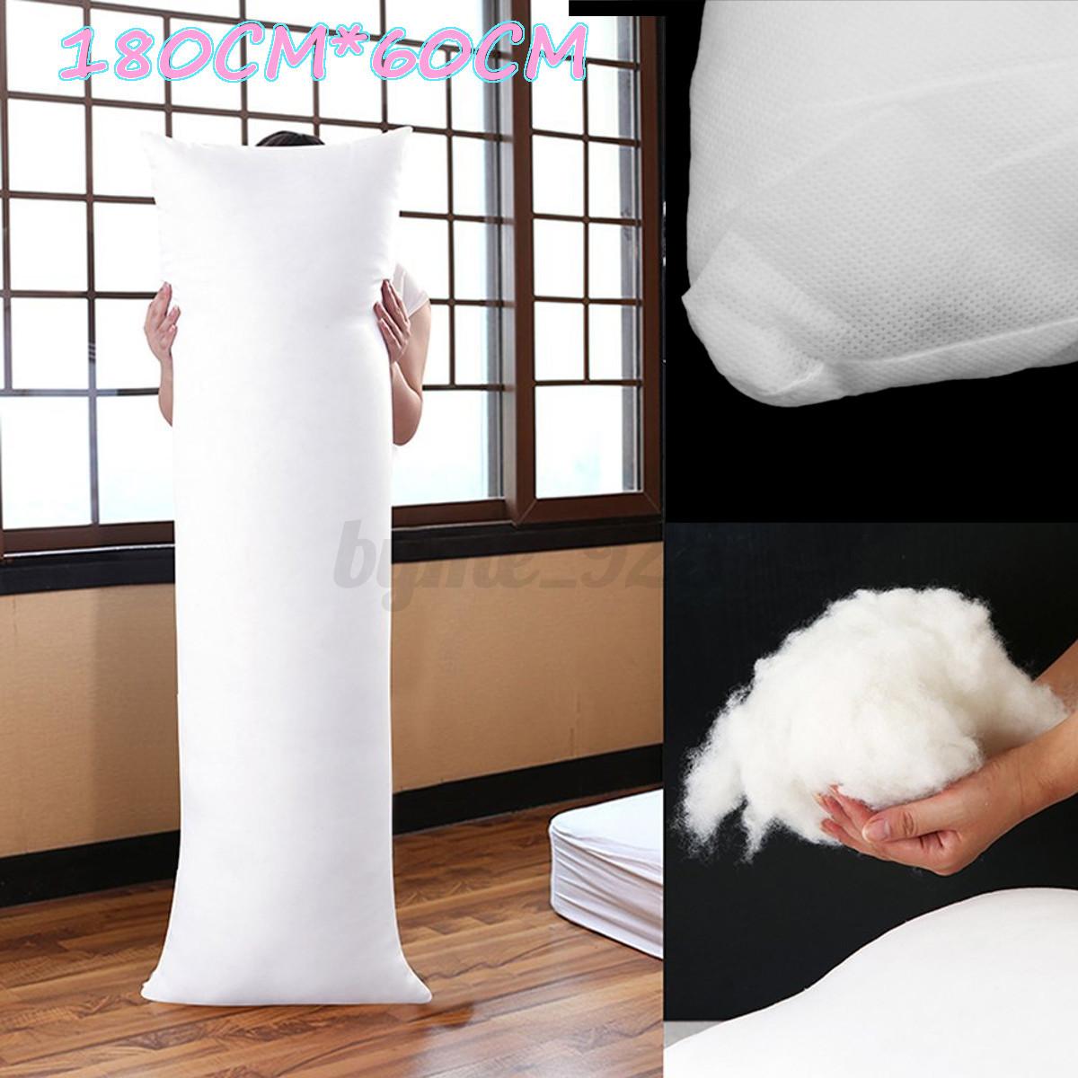 180cm x 60cm Anime Dakimakura Comfortable Hugging Pillow Inner Body Cushion
