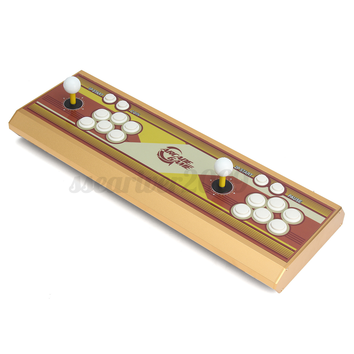 how to build a box for an arcade stick