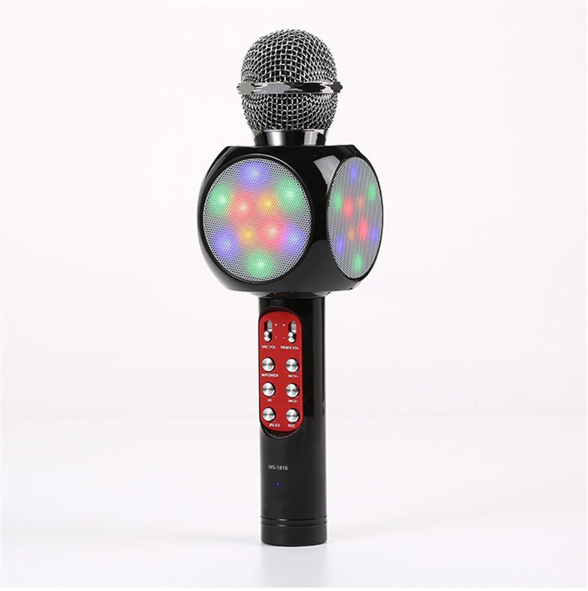 Portable-Wireless-Karaoke-Microphone-Bluetooth-USB-KTV-Mic-Player-Loud-Speaker