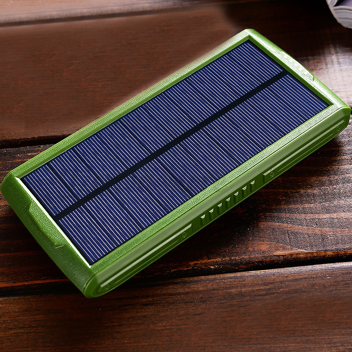 30000mah solar power bank 2 usb charger diy case for ipad. Black Bedroom Furniture Sets. Home Design Ideas