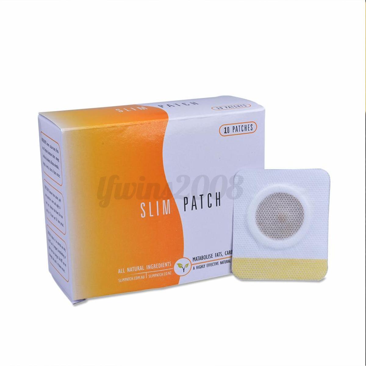 10-100pcs-Patch-Minceur-Magnetique-Anti-cellulite-Perte-de-Poids-Brulant-Graisse miniature 15