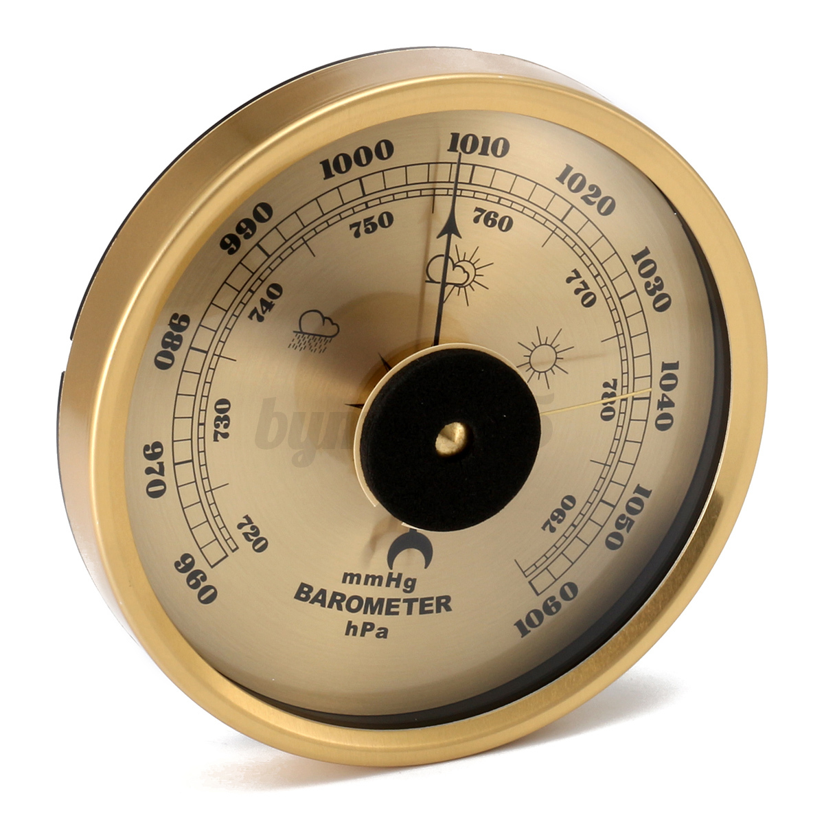 Alloy vintage style 960 1060hpa barometer weather for Barometer and fishing
