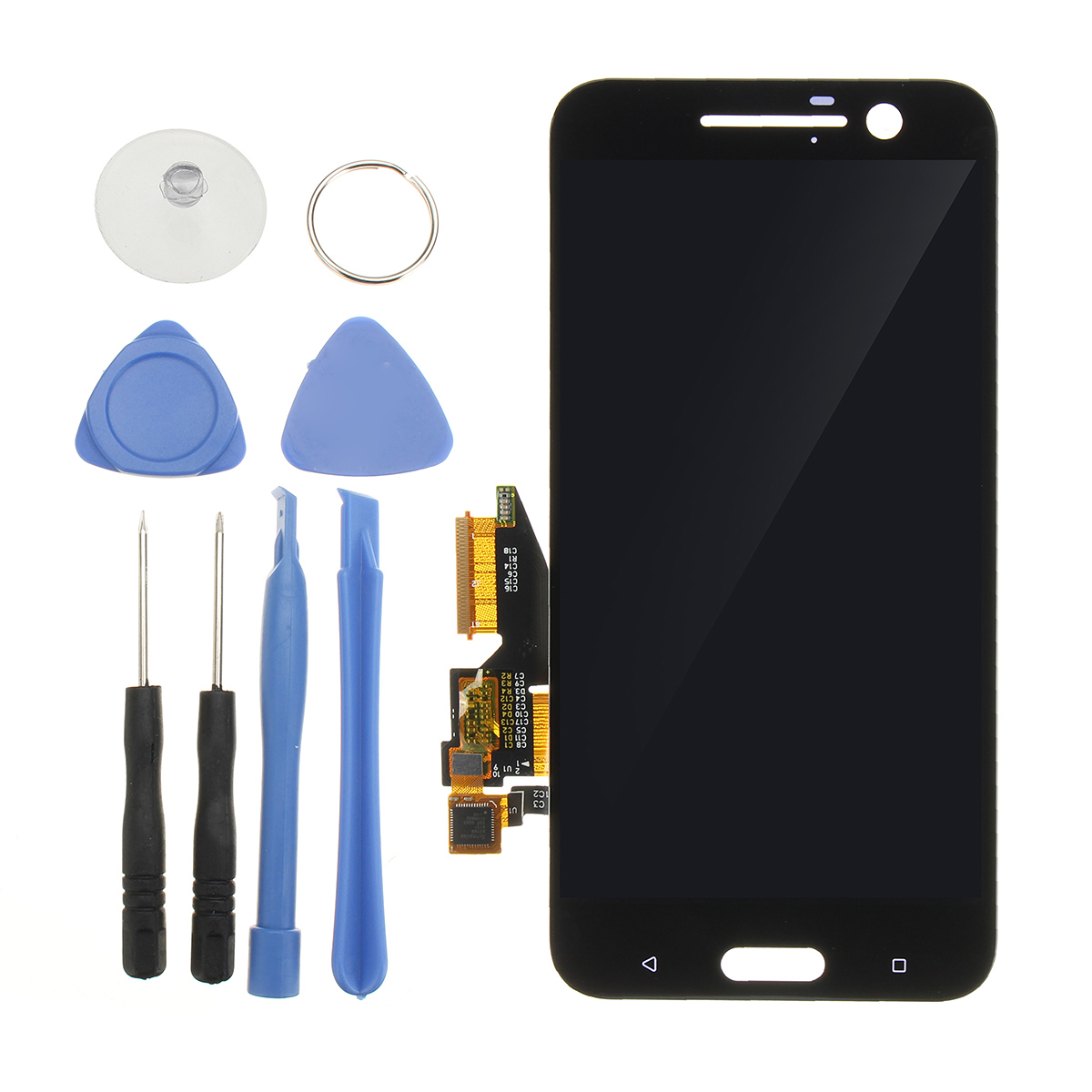 LCD-Display-Touch-Screen-Digitizer-Glass-Assembly-Tools-For-HTC-10-One-M10