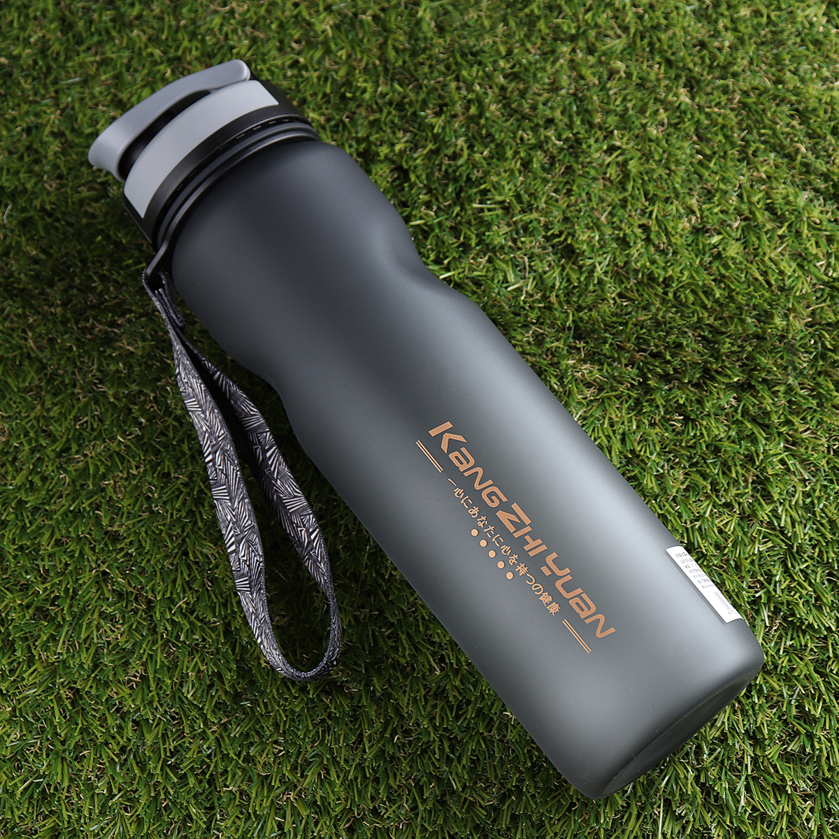 1L-Portable-Plastic-Leakproof-Sports-Water-Bottle-Drinking-Cup-Outdoor-Cycling