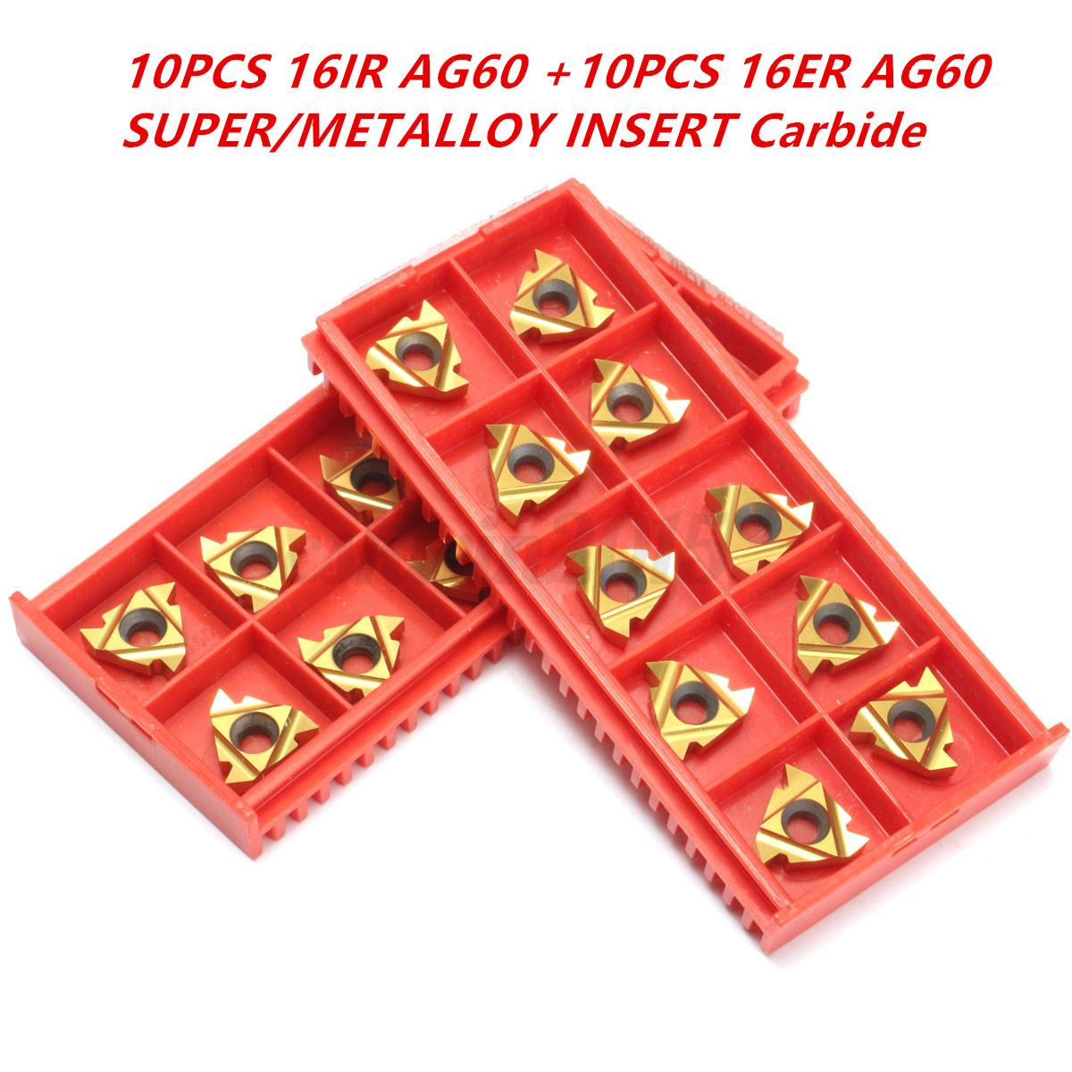 10pcs 20pcs 39 type carbure ins rer cnc porte outil lame plaquette cutter bo te ebay. Black Bedroom Furniture Sets. Home Design Ideas