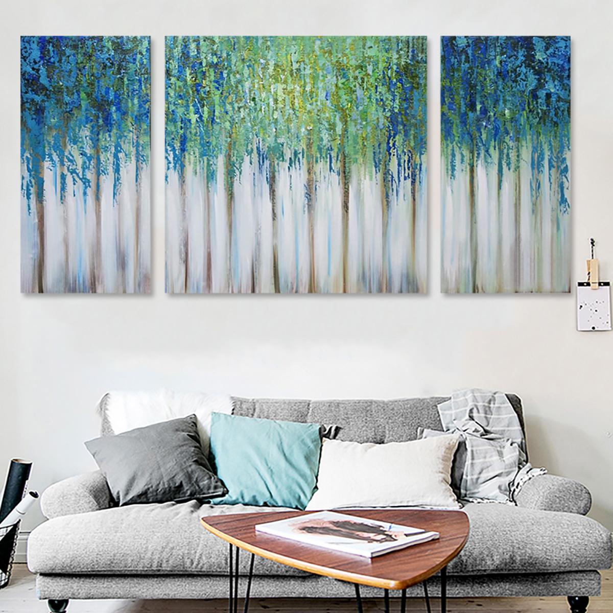 Abstract-Modern-Oil-Painting-Art-Canvas-Print-Wall-Home-Decor-Unframed-Framed