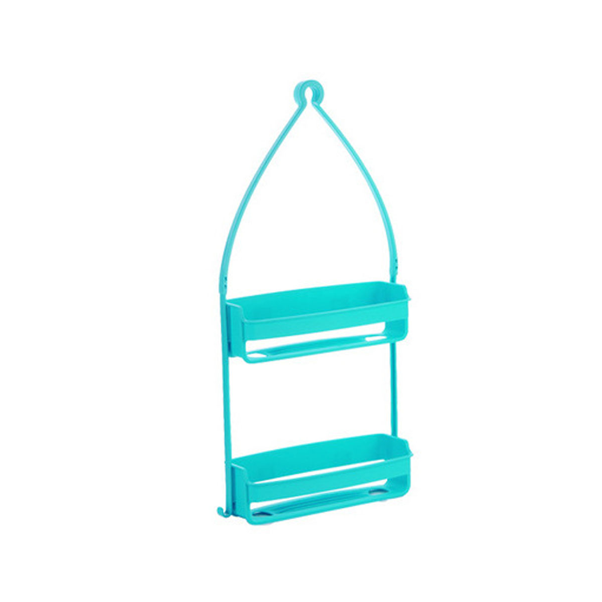 Kitchen Bathroom Shower Caddy Basket Hanging Waterproof Storage ...