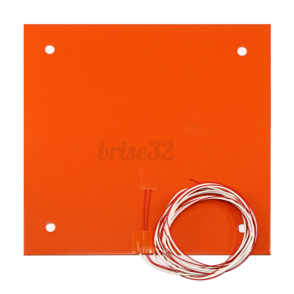 15w 1000w 110v 220v 3d Printer Heated Bed Silicone Heater Pad Mat Wiring Diagram For Tanning