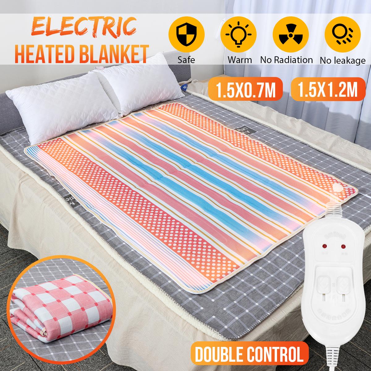 Electric Heated Blanket Warm Winter