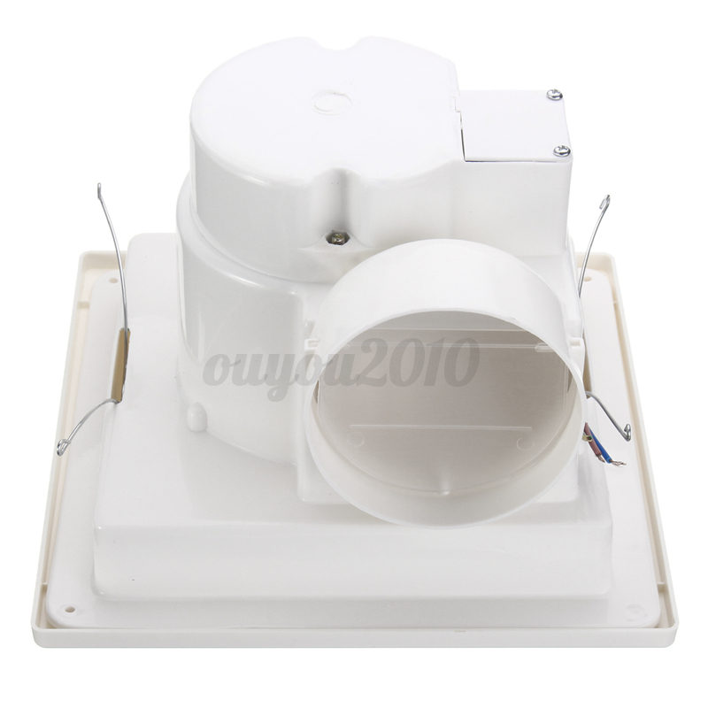 Ventilation extractor exhaust fan blower window wall for for 8 bathroom extractor fan