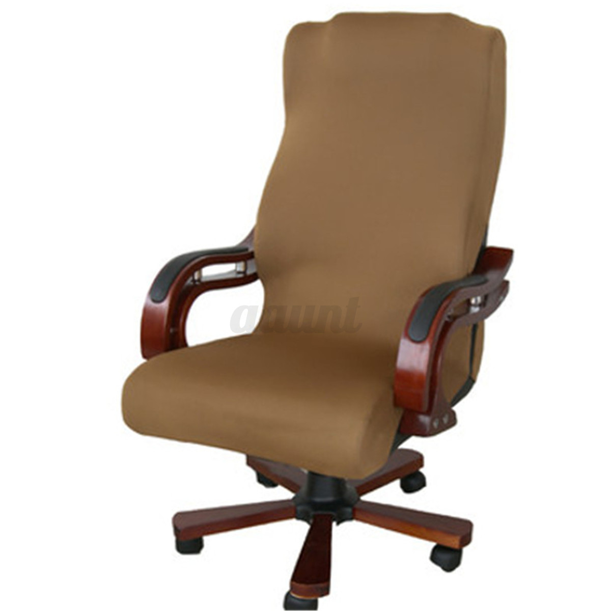 Swivel Computer Chair Cover Stretch Office Armchair ...