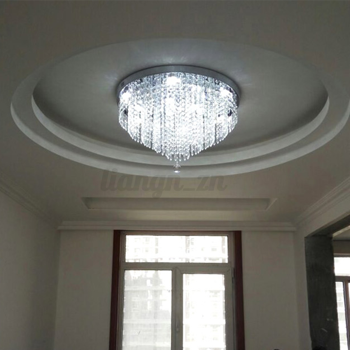 High Quality Modern Decorative Lighting National Ceiling: Modern LED Crystal Ceiling Light Pendant Lamp Fixture