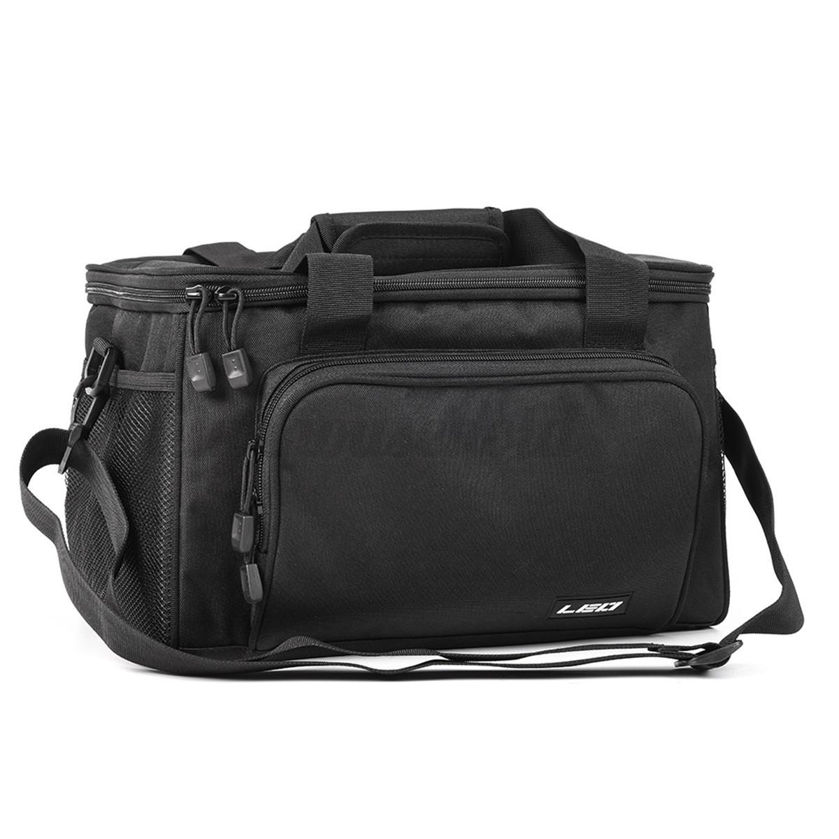Indexbild 13 - Grossen-Angelgeraet-Tasche-Pack-Taille-Schulterrolle-Getriebe-Lagerung-Handtasche