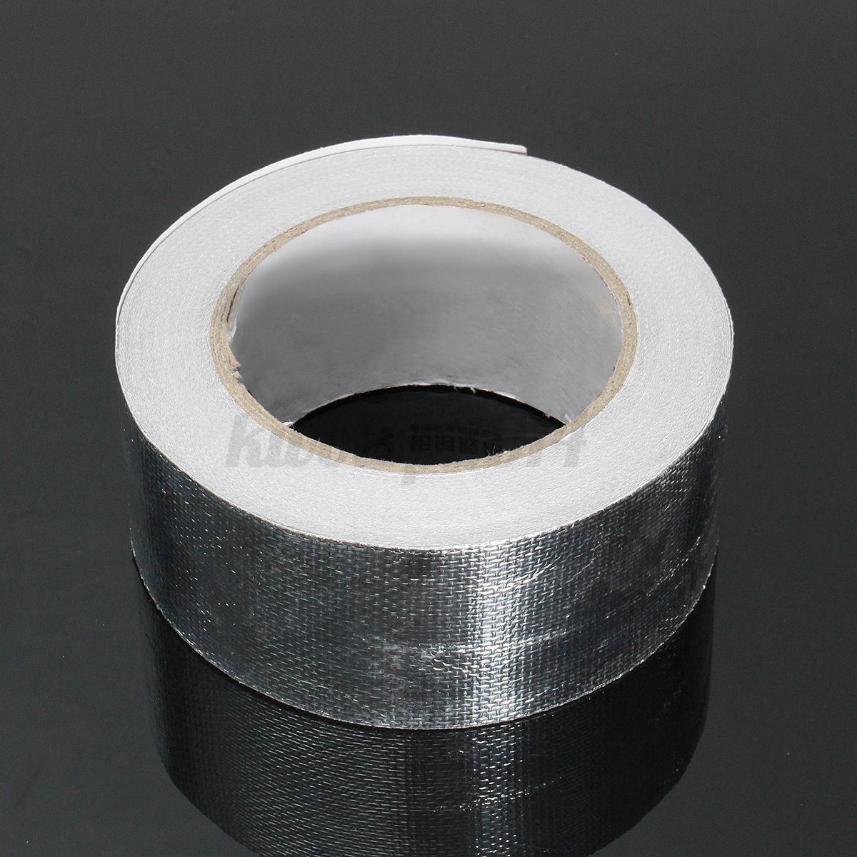 """2/""""X82/' Aluminum Reinforced Heat Shield Tape Adhesive Backed Resistant Wrap 450℃"""