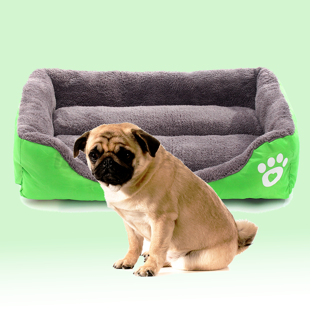 xl xxl xxxl sof de mascotas gato cachorro perro gatito cama cojines grande ebay. Black Bedroom Furniture Sets. Home Design Ideas