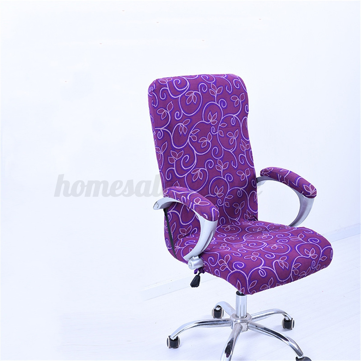 7 Color Elastic Office Swivel Chair Cover Slipcover