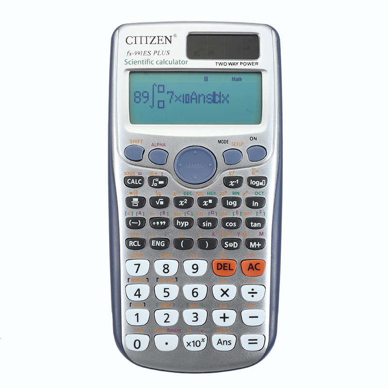 school office handheld student scientific graphing calculator pocket
