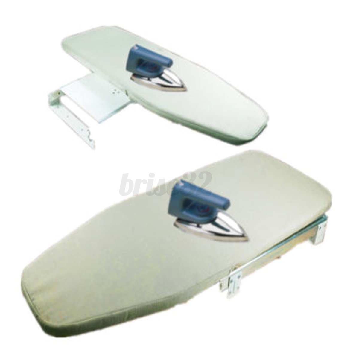 Pull Out Folding Ironing Board Plate Car Carbinet Drawer