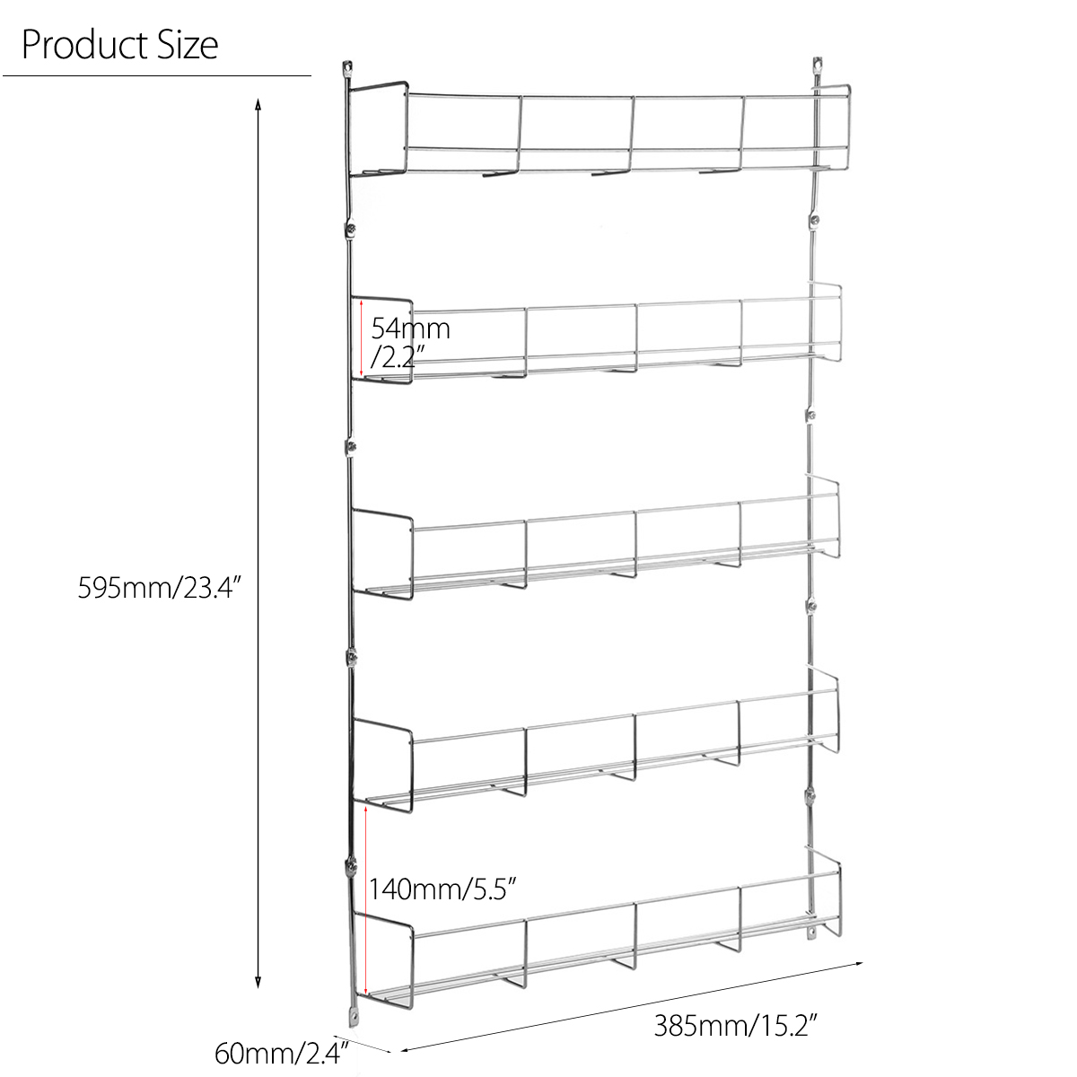 2 3 4 5 6 tag re pices cuisine bouteille support rangement mural placard kit ebay - Rangement placard mural ...