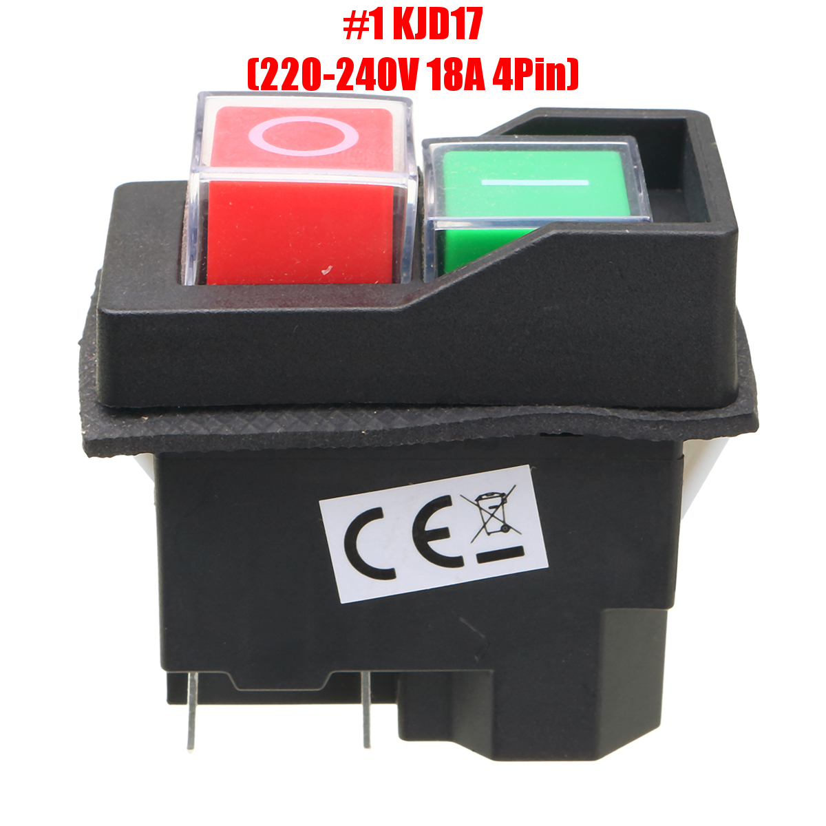 10 Types Emergency Stop Button Switch Electrical Pushubotton Workshop Machine ~