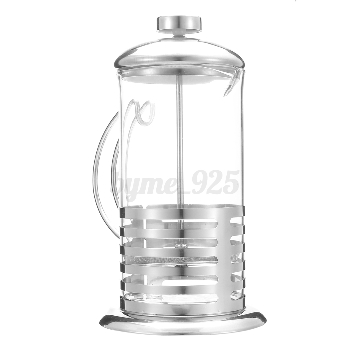 350 600 800ml stainless steel press coffee cup tea maker cafetiere filter french ebay. Black Bedroom Furniture Sets. Home Design Ideas