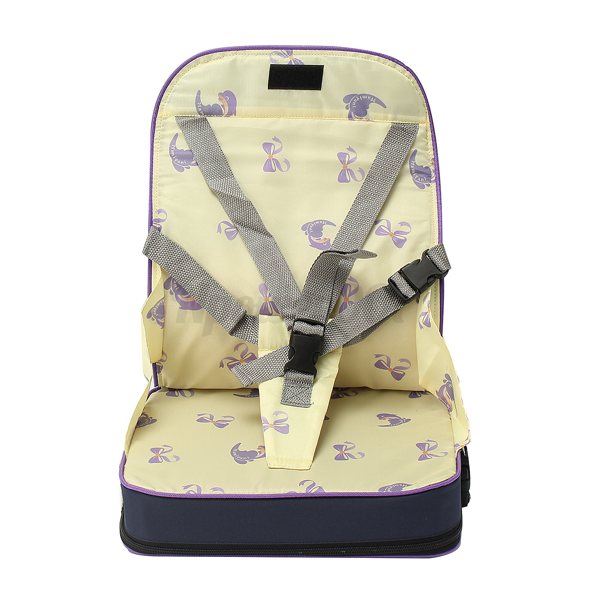 Portable Baby Toddler Dining High Chair Feeding Booster ...