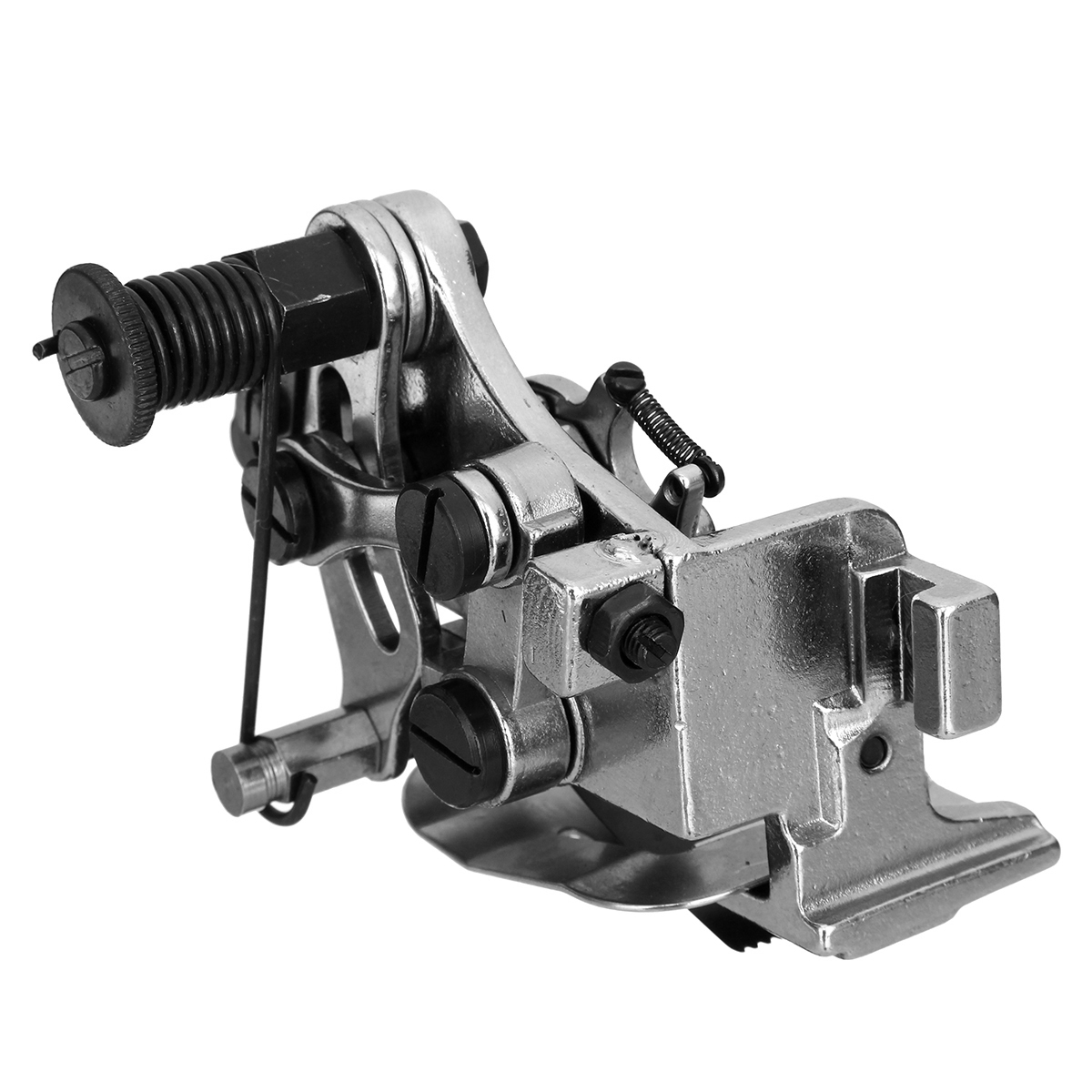Ruffler Attachment Foot Industrial Sewing Machine For Singer Brother Juki 227 552 553 555 Threading Diagram Detail Image