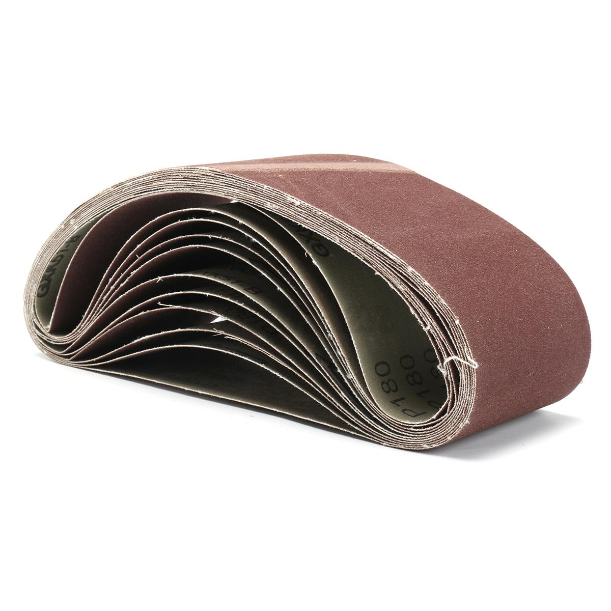 11pc pon age bande abrasive ponceuse papier de verre polissage g 180 240 320 800 ebay. Black Bedroom Furniture Sets. Home Design Ideas