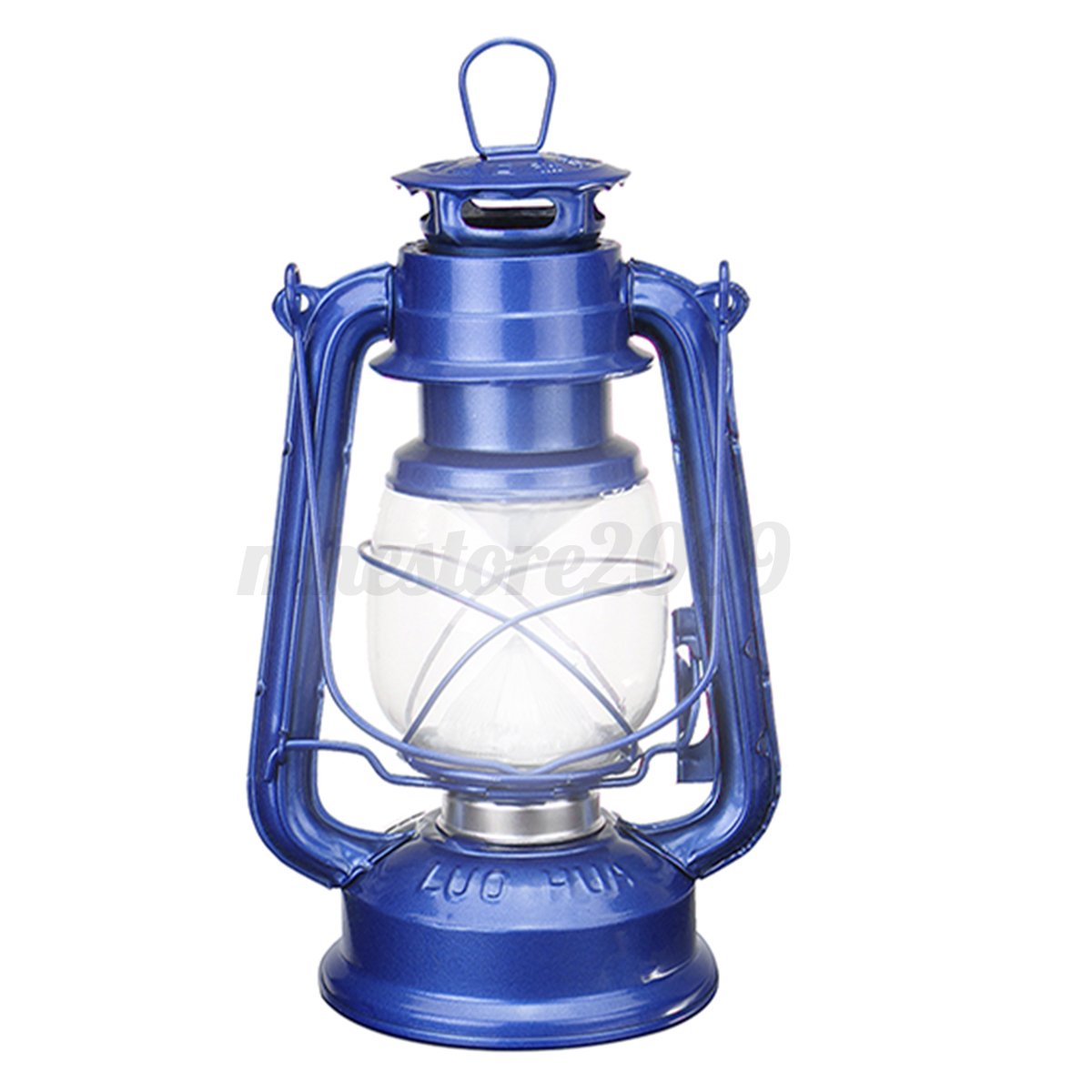 Vintage Style 15 Led Lantern Battery Operated Indoor