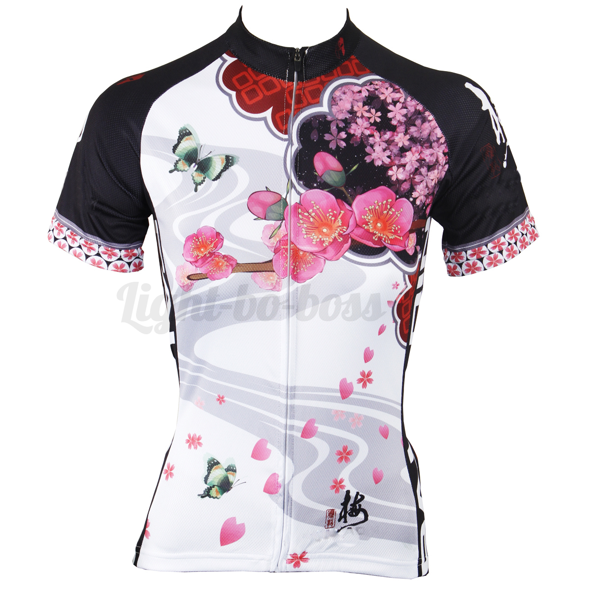 Women-039-s-Cycling-Jersey-Ladies-Short-Sleeve-Cycling-Bike-Bicycle-Shirt-Quick-Dry thumbnail 8
