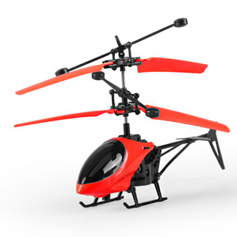 Details about LOSKII Mini RC Helicopter Radio Remote Control Electric Micro  Aircraft Drone NEW
