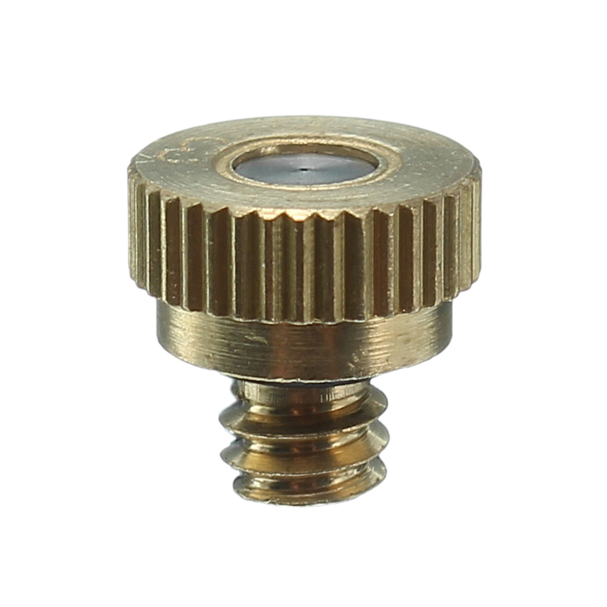 Water Misting Heads : Brass misting nozzles water mister sprinkle for cooling