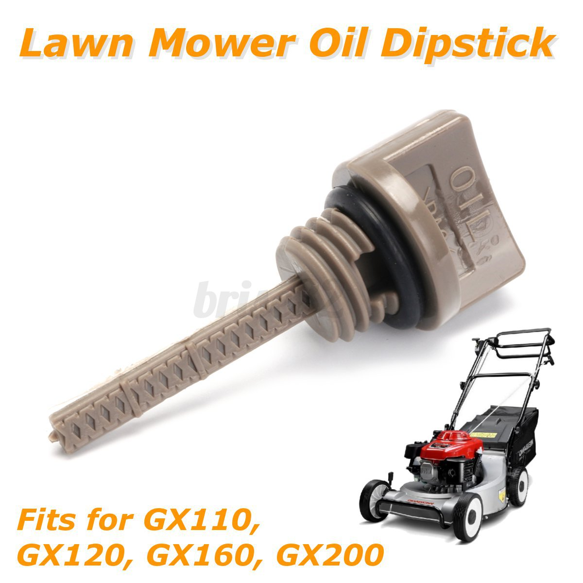 Lawn Mover Oil Dipstick 15600 Ze1 003 For Honda Gx110 Gx120 Gx160 Gx200 Va2 Engine Jpn Small Cylinder Diagram And Parts Detail Image
