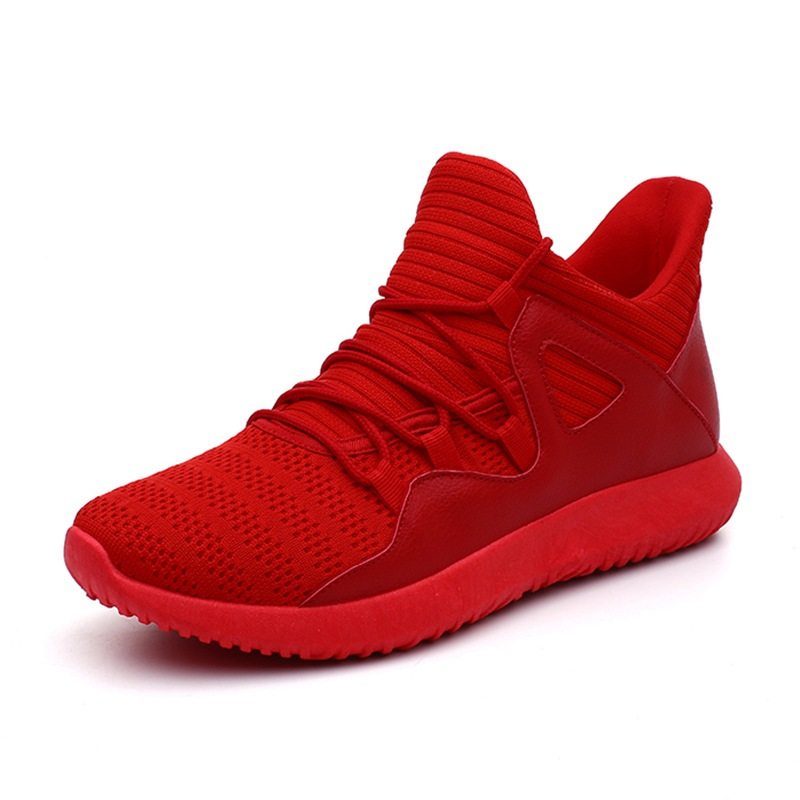 FASHION Men's Shoes Running Man Sneakers Mesh Sports ...