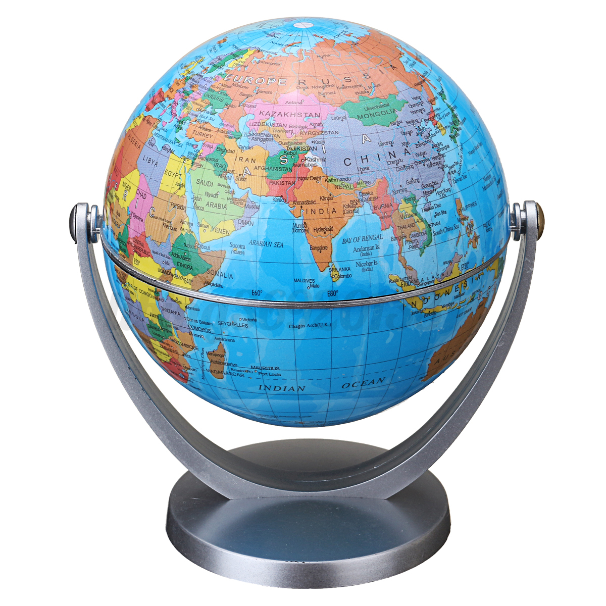 Antique style hammond mini globe tilt swivel rotating world map 4 antique style hammond mini globe tilt swivel rotating gumiabroncs Gallery