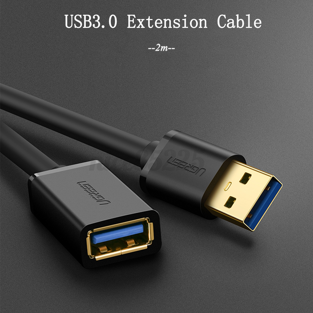 6ft USB 3.0 Extension Cable Extender Cord Type A Male To Female Playstation New