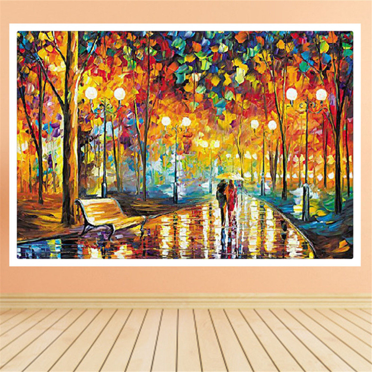 5D Diamond Painting Embroidery Cross Stitch Kit Full Drill DIY Crafts Home Decor