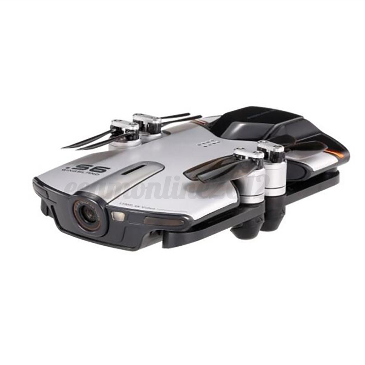 Wingsland-S6-Selfie-Drone-RC-GPS-WiFi-FPV-4K-UHD-13MP-Camara-Obstaculo-Evitacion