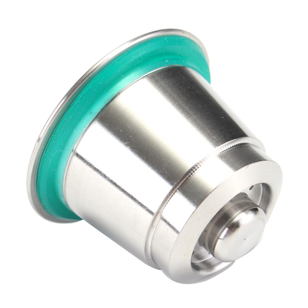 nespresso machine reusable pods