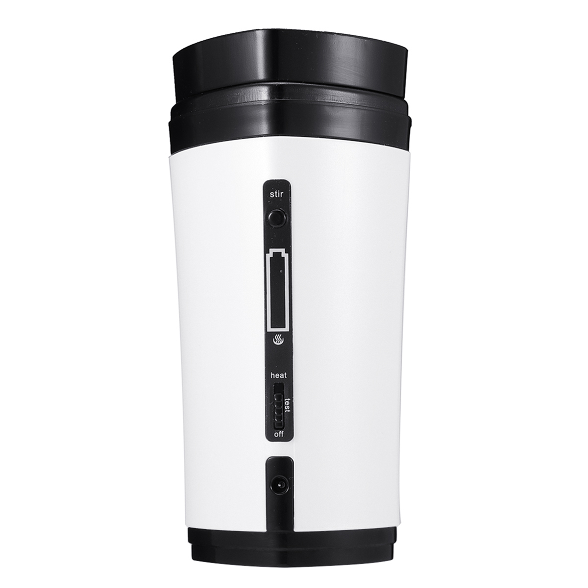 Rechargeable Usb Heating Self Stirring Auto Mixing Tea