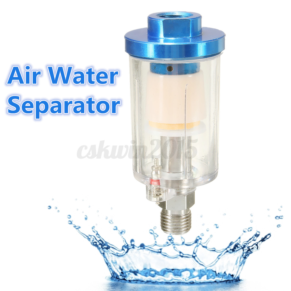 Inline Air Oil Water Separator Filter 1 4 Quot Compressor