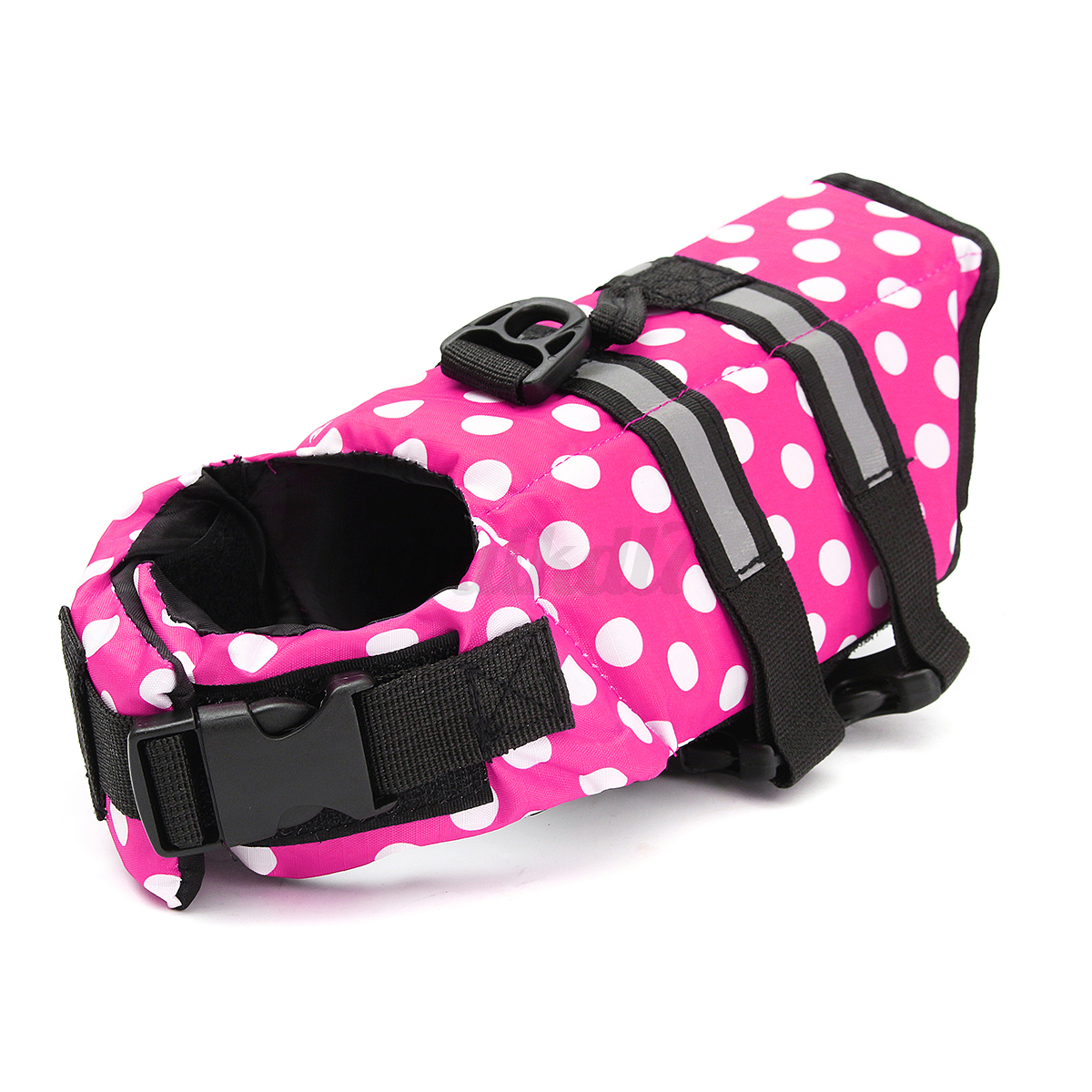 Dog-Life-Jacket-Safty-Pet-Floating-Vest-Swimming-Preserver-Float-Saver-Coat-XL