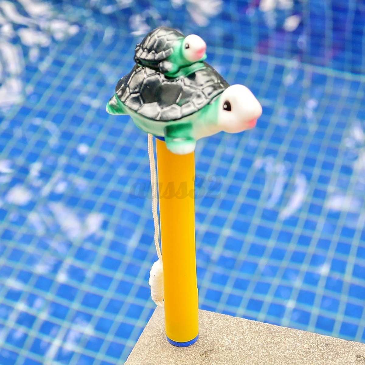 Animal Floating Thermometer Baby Bath Tub Swimming Pool Temperature ...