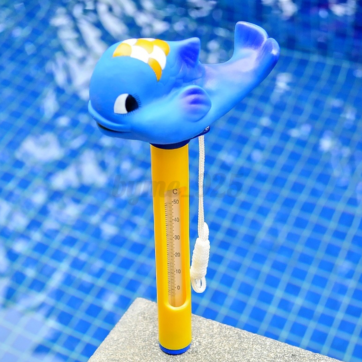 Animal Swimming Pool Spa Floating Thermometer Water Tub 50 120 Temperature Ebay