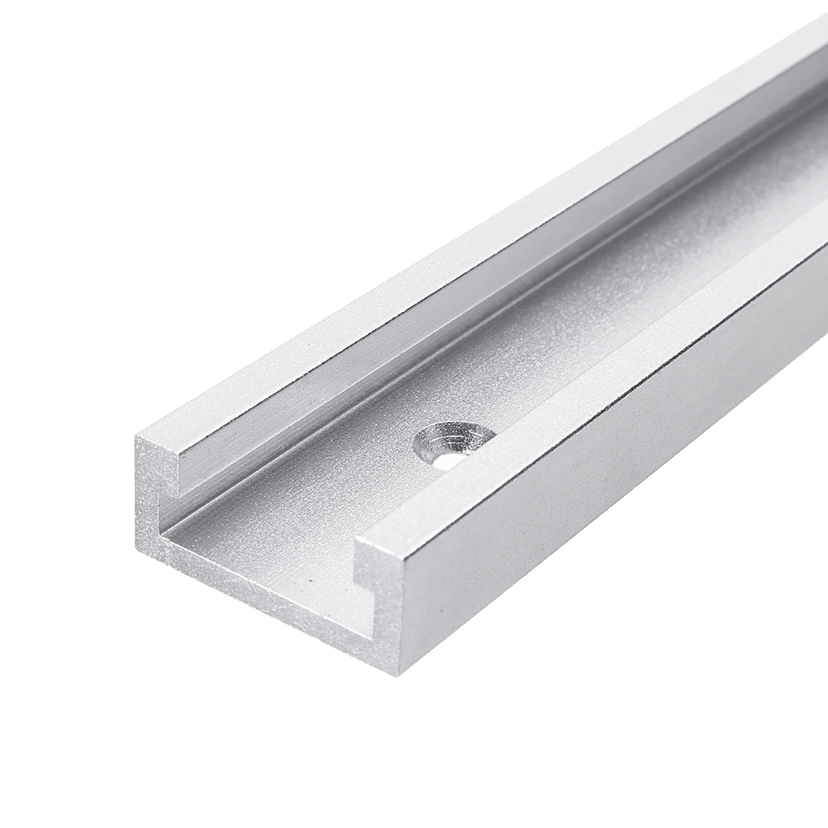 Blue 100-1200mm T-slot T-track Miter Track Jig Fixture Slot 30x12.8mm For Table