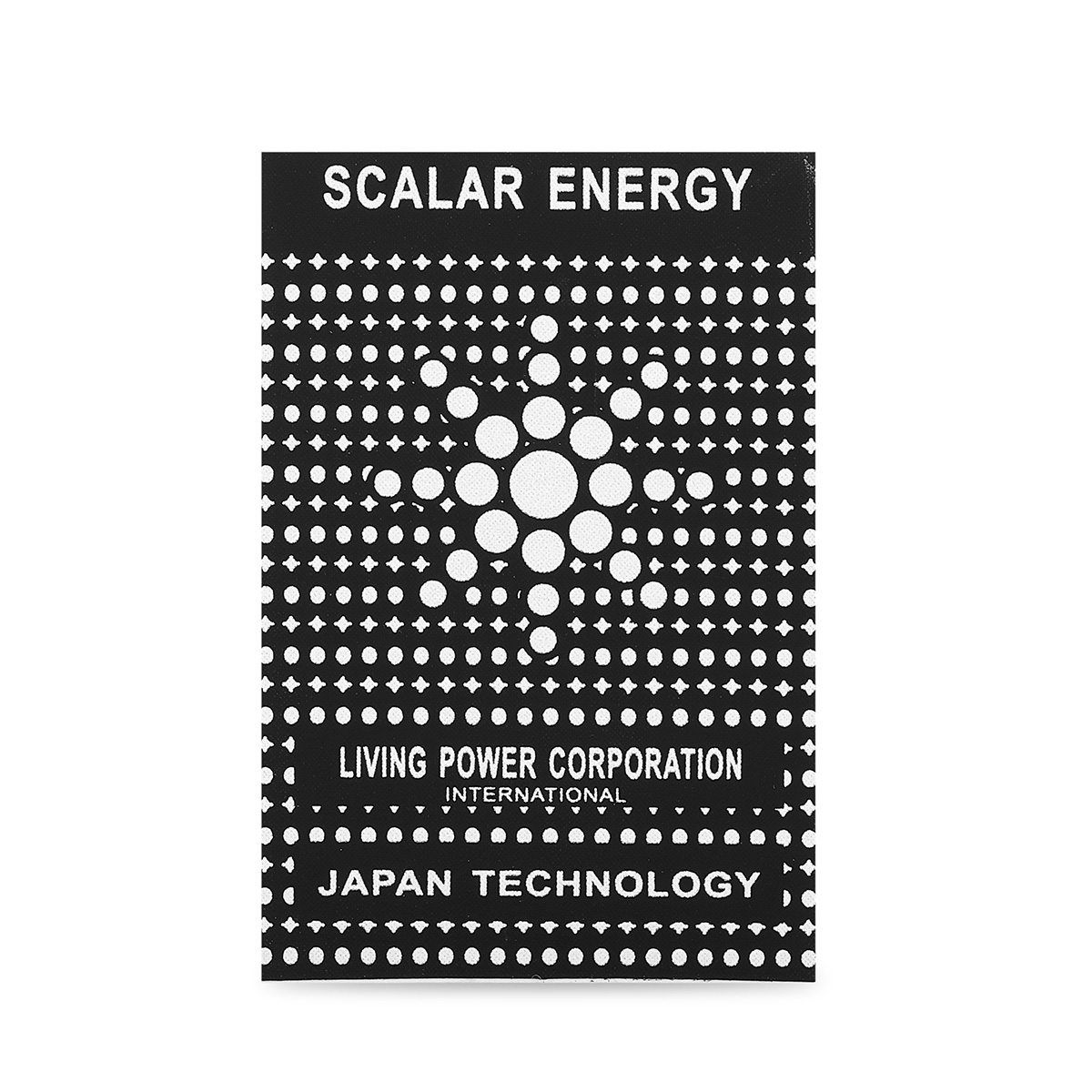 Details about Anti-radiation Shield EMF Protection Technology EMR Scalar  Energy Phone Sticker